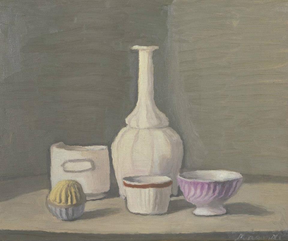 Still Life 1946, Giorgio Morandi